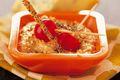 Houmous à la Fourme de Montbrison et légumes crus « à croquer »