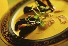 Soupe tunisienne aux Moules des Fjords de Norvège