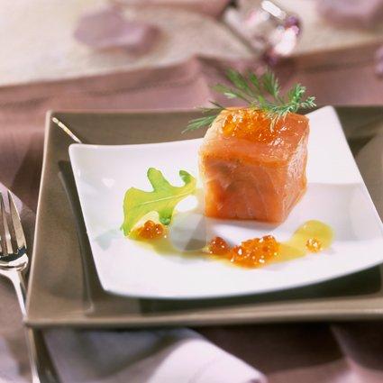 recette terrine de saumon de norv ge fum au saumon de norv ge frais. Black Bedroom Furniture Sets. Home Design Ideas