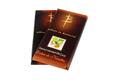 2 tablettes de chocolat noir 53% éclats de noisettes