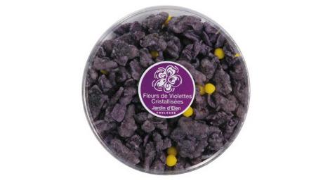 violette cristalisée