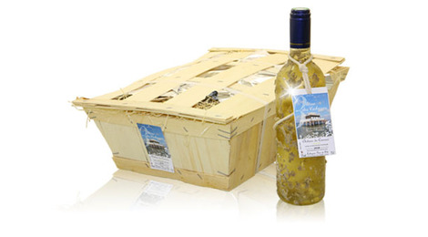 Vin blanc Bordeaux - le blanc des cabanes