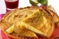 Gâteau de pommes de terre aux limes