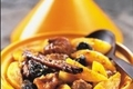 Tagine d'agneau aux fruits secs