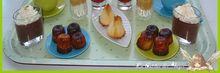 Café Gourmand , Plateau de Douceurs