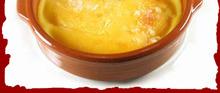 Crèmes catalanes au foie gras