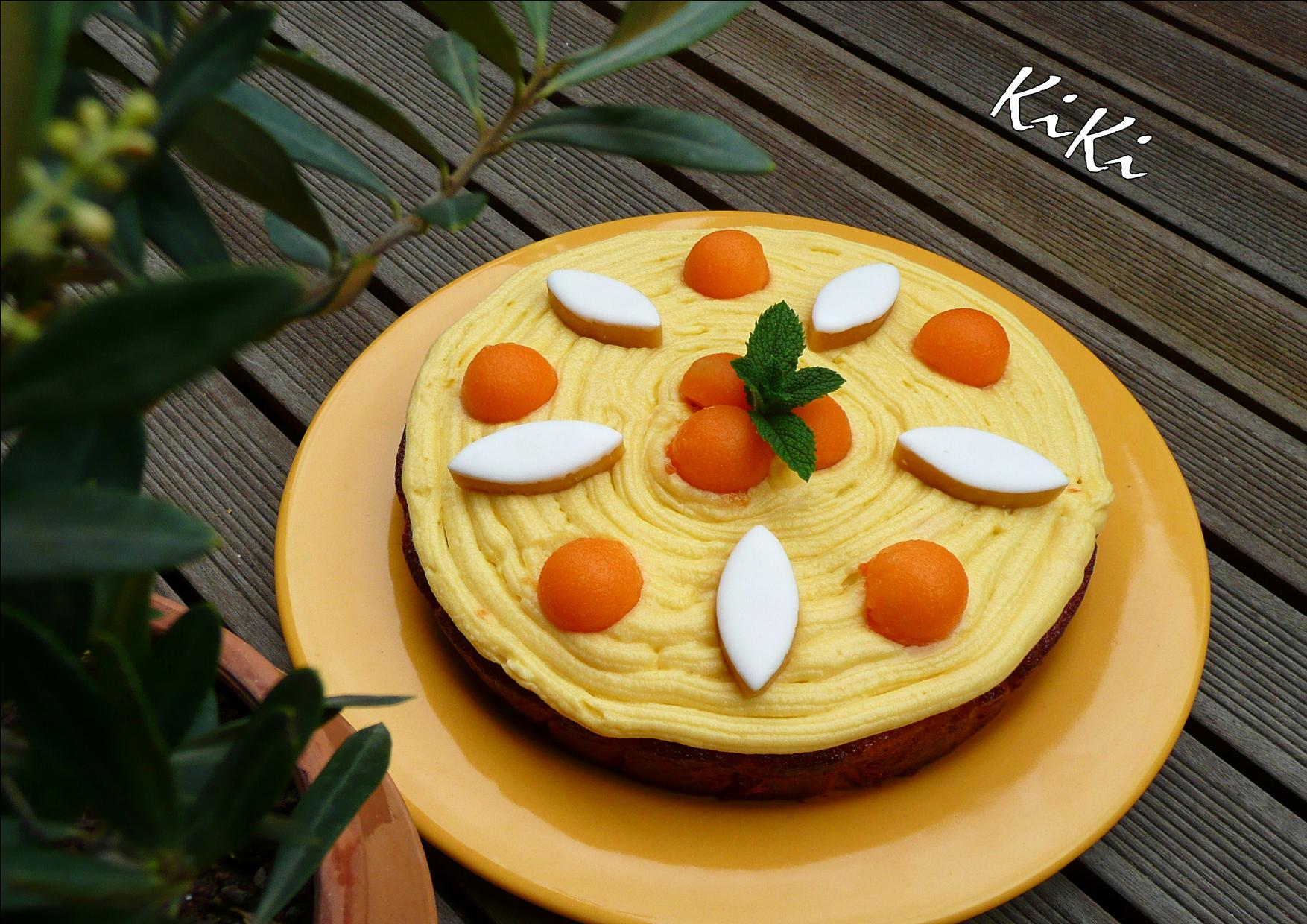 Recette g teau d 39 aix de kiki for Aix cuisine de terroir