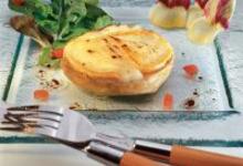 Artichaut et Rocamadour