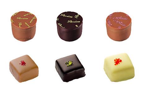 bonbons de chocolat. Black Bedroom Furniture Sets. Home Design Ideas