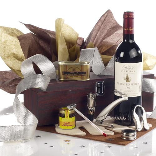 Coffret sommelier f te des p res - Idee cadeau autour du vin ...