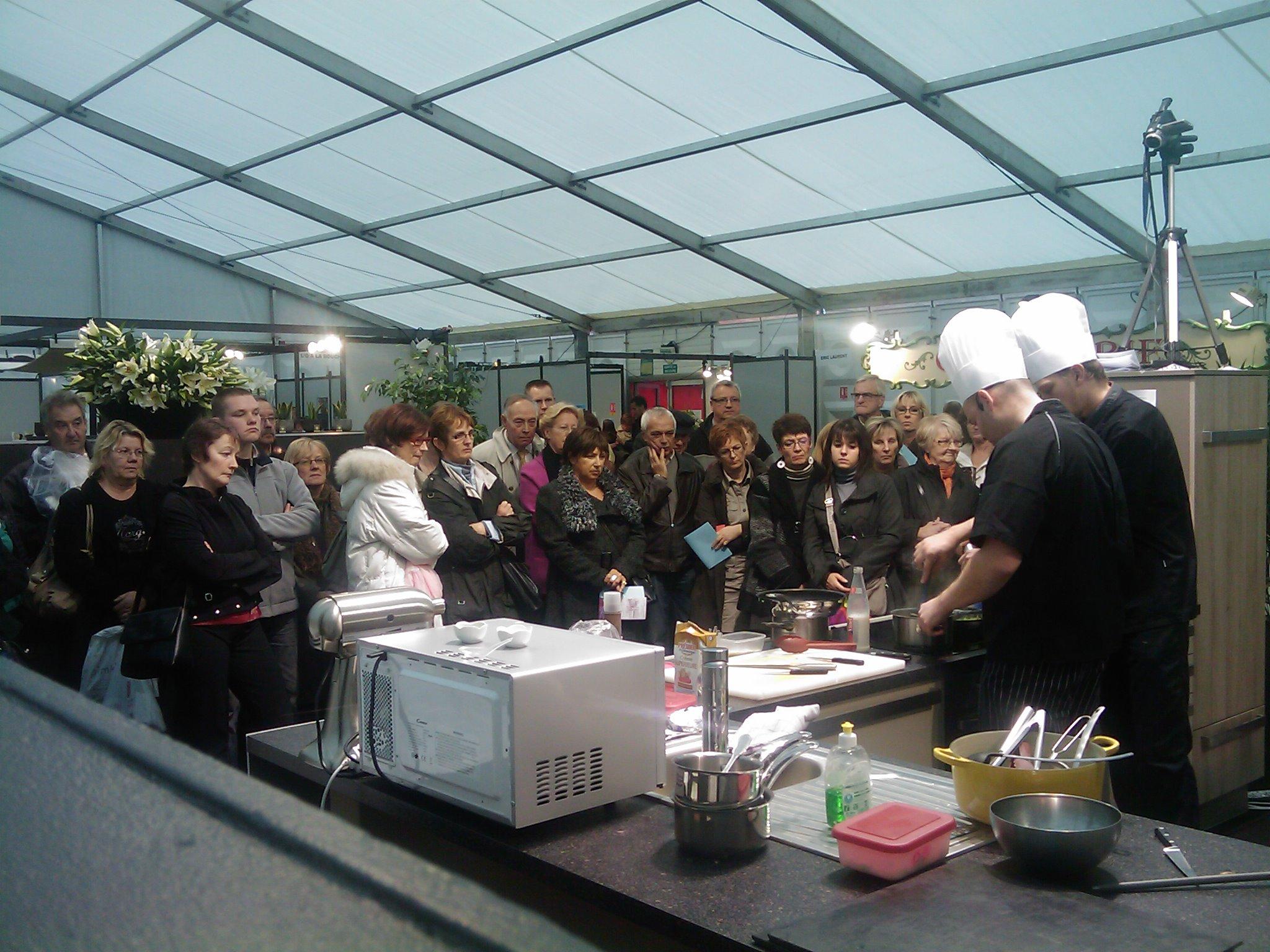 2ème édition du salon des arts culinaires bethune (62400) - Cours De Cuisine Bethune