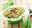 les pâtes au basilic, tomates séchées, feta de Lucullus Succulus