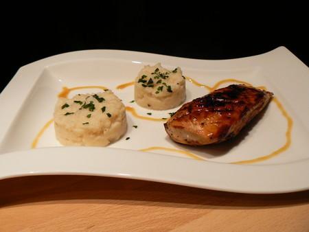 Recette poulet au miel et a la moutarde - Cuisine belge recettes du terroir ...