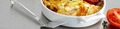 le filet de merlu au camembert et tomates confites
