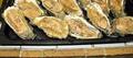 Huîtres farcies au foie gras et au Monbazillac