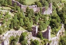 Les fortifications de l'Isle Crémieu