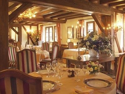 Restaurant St Aubin Des Landes