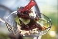 Millefeuille de betterave chips et sa salade aux noix et Roquefort Société