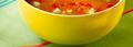 Gaspacho au vinaigre balsamique