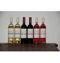 Coffret Vins secs (6 bouteilles)