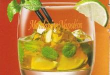 """Cocktail MANDARITO avec Liqueur Mandarine """"Napoléon"""""""