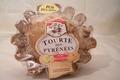Tourte des Pyrénées beurre myrtilles,orange