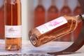 Nos cuvées rosé 2009: cuvée Les Maurines et Cuvée Découverte
