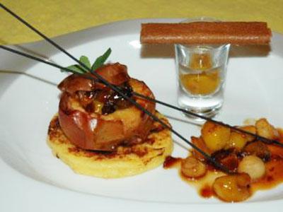 Restaurant Restaurant Le Petit Comptoir H 244 Tel Des Pages