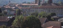 La ville de Pamiers