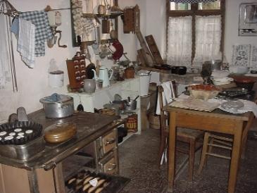 Cours de cuisine la maison rurale de l 39 outre for t - Cuisine moderne dans maison ancienne ...