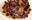 Farci de poularde au foie gras et ses petits raisins