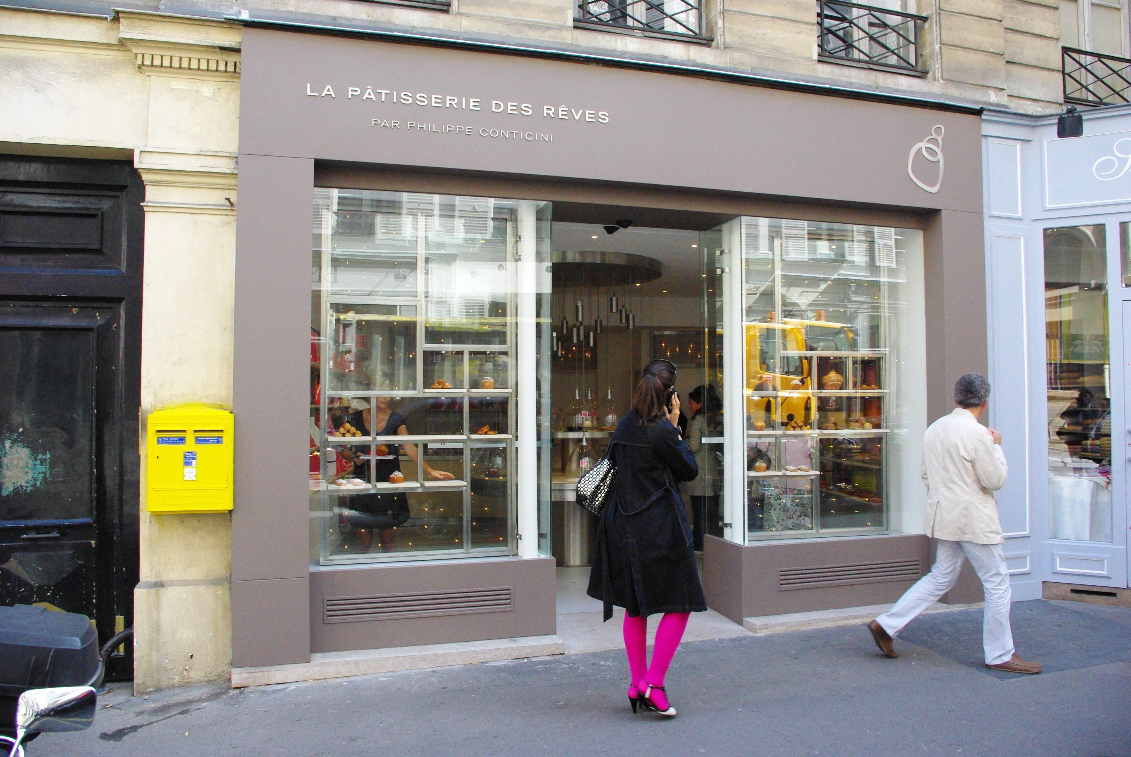 Patisserie des reves rue du bac - La patisserie des reves salon de the ...