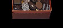 Assortiment de chocolats Noir et Lait 380g