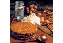 La crêpe bretonne