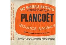 L'eau minérale de plancoët