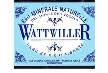 L'eau minérale de wattwiller