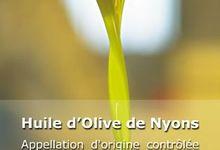 L'huile d'olive de nyons