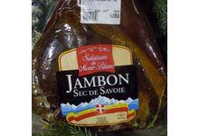 Le jambon à l'ancienne de savoie