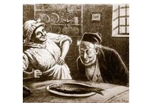 La carpe à la juive
