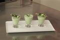 Soupe de concombre à la menthe et au fromage blanc