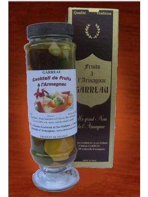 Cocktail de fruits à l'Armagnac