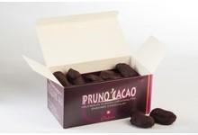 Pruneaux enrobés de chocolat noir