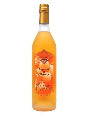 Liqueur au cognac orange