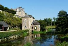 Le moulin de Théval