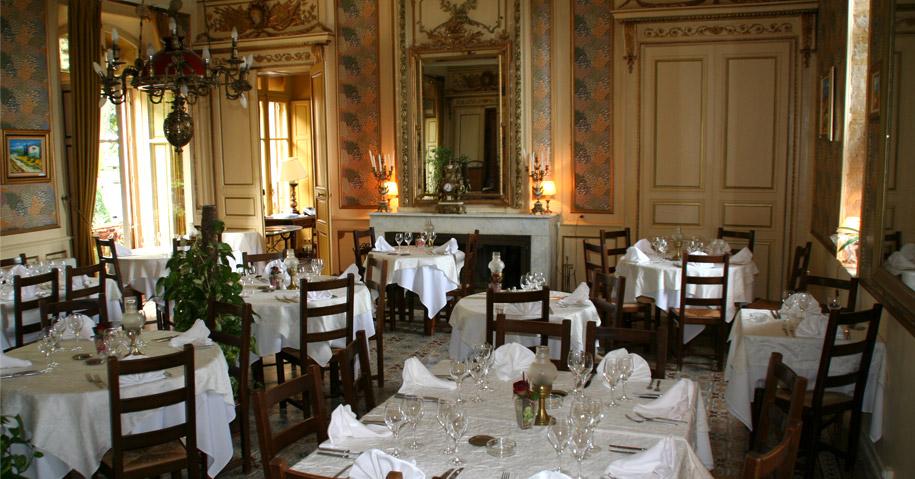 Restaurant ch teau de richebois salon de provence 13300 - Restaurant le bureau salon de provence ...