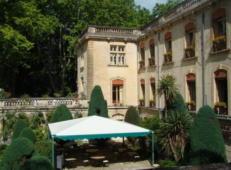 Restaurant ch teau de richebois salon de provence 13300 - Chateau salon de provence ...
