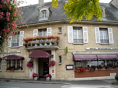 Aunay Sur Odon Restaurant Saint Michel