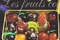 Fruits confits entiers
