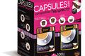 Capsules Cafés Albert, compatible Nespresso