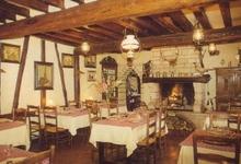 Restaurant La Chaumiere Menu Noel